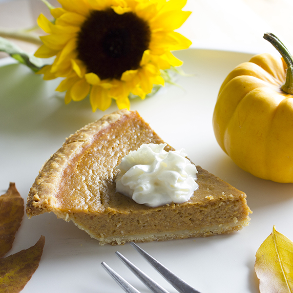 Pumpkin Pie Feature